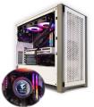 (?️5Jours) PC Gamer Phoenix Blanc - Ryzen/Watercooling Ecran LcD