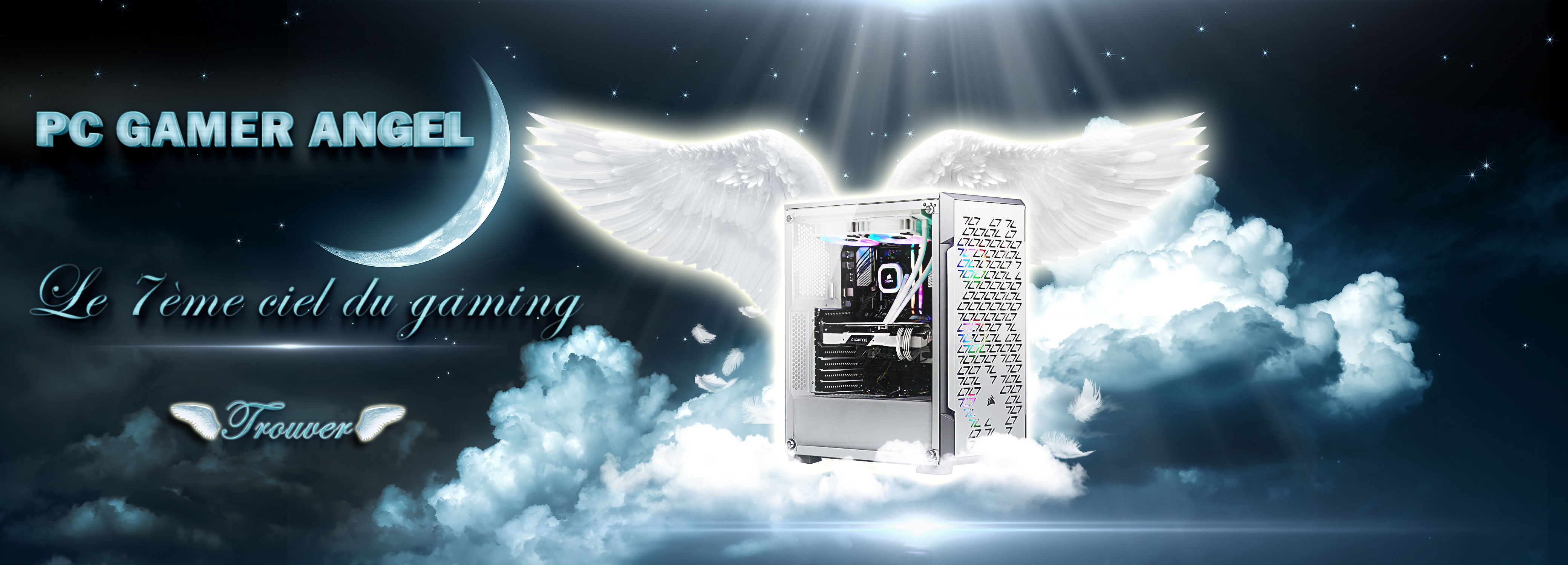 pc gaming angel
