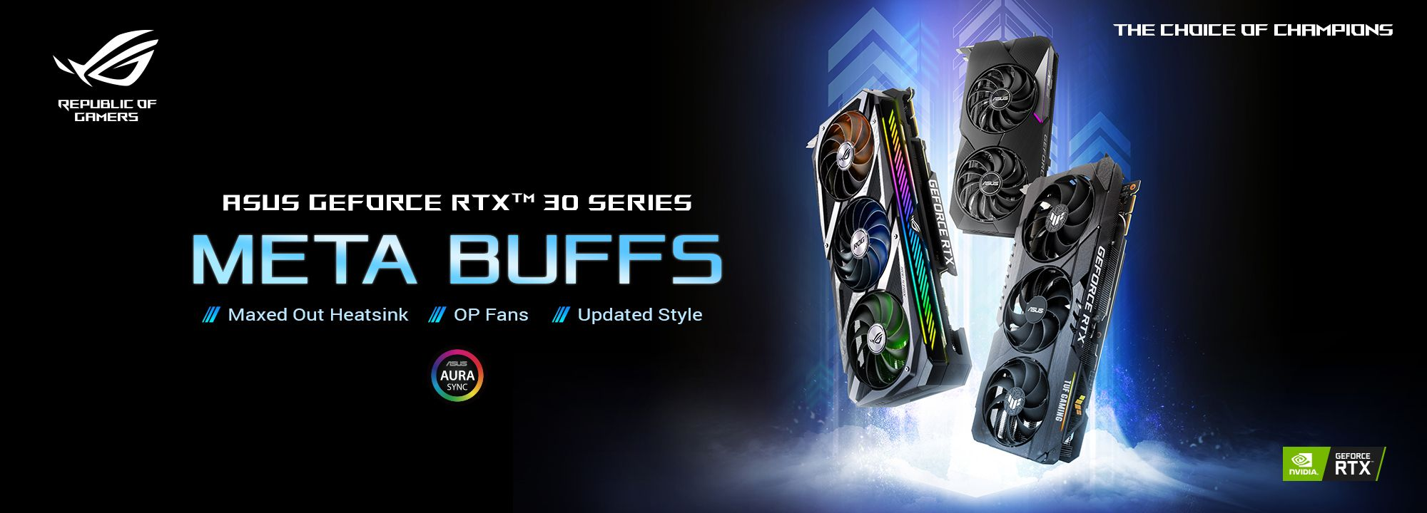 ASUS GEFORCE RTX 30