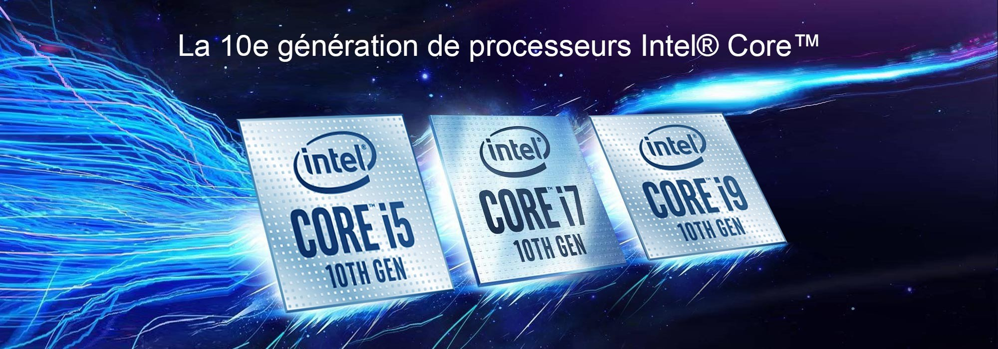 prosseseur intel 10eme generation
